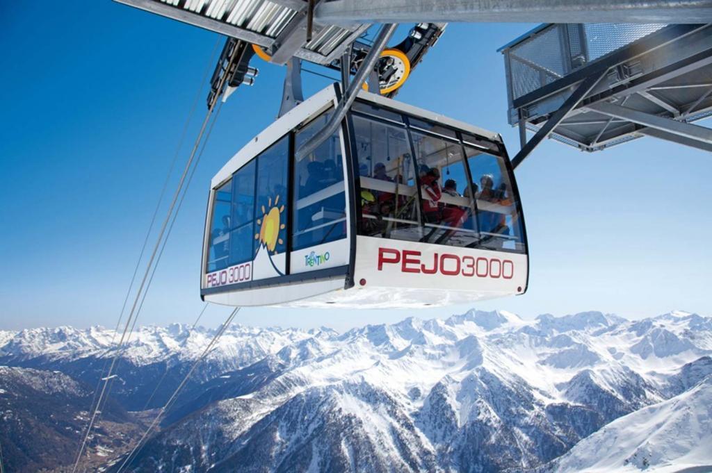 sci in Val di Sole / Pejo
