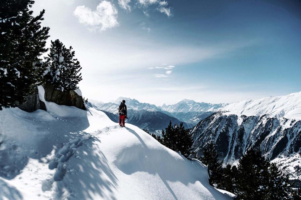 winter aktivurlaub italien
