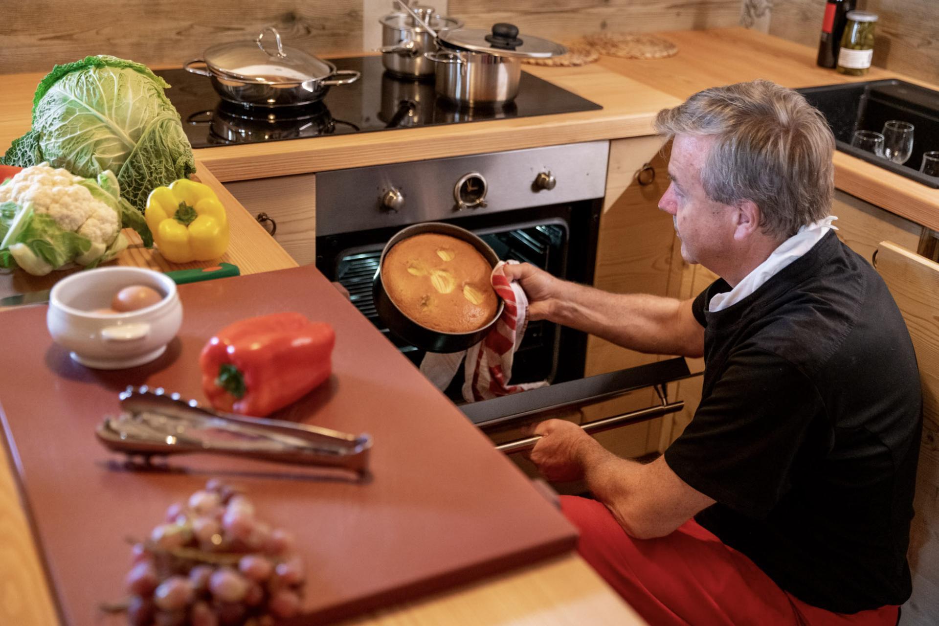 chef a_domicilio_vacanza_in_baita_Bergdorf_stablo